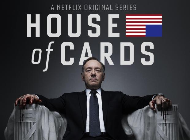House of Cards - Best of Netflix 2013, Best TV 2013