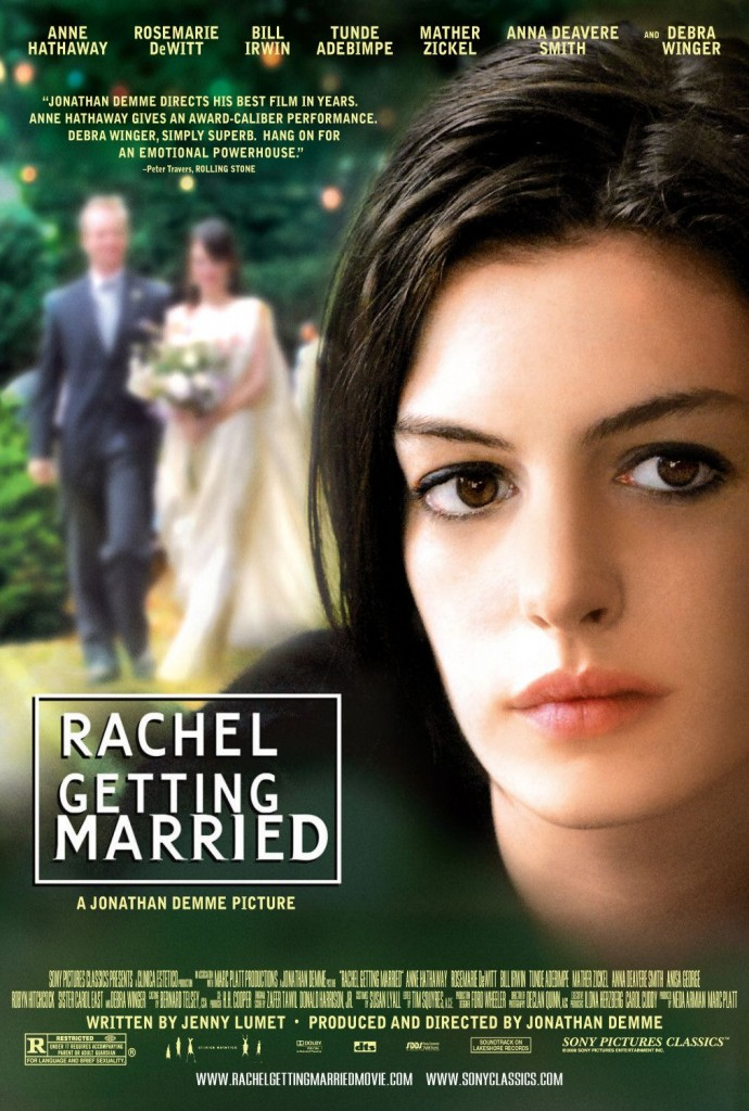Rachel Getting Married: Streaming on Amazon Prime Instant & Crackle