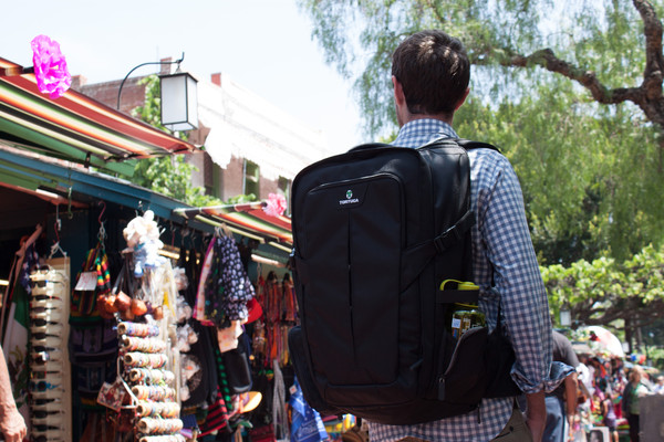 The Tortuga Traveling Backpack