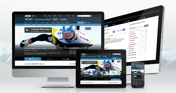BBC Sports 2014 Streaming Site - Free Sochi Olympics 2014 Worldwide