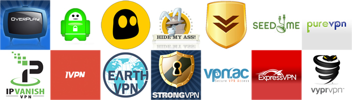 Top VPN Service Providers on FlashRouters