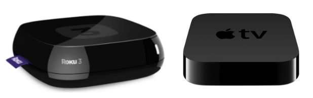 Roku 3 or AppleTV - Get Either for $ 25