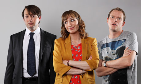Peep Show Now Streaming On 4od