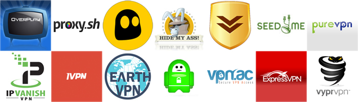 Most Popular VPN Providers For Watching UK TV/Telly