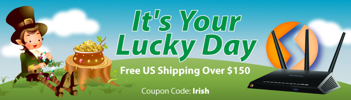 Free Shipping Special _st Patrick's Day