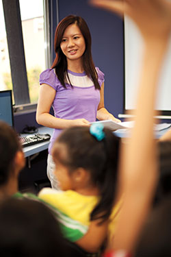 Teachers and educators across Thailand now have better access to teaching software