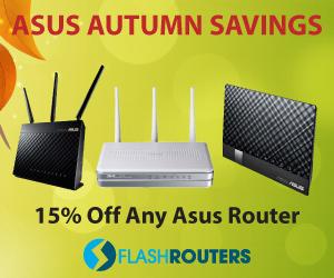 Asus WiFi Discount DD-WRT & Tomato USB