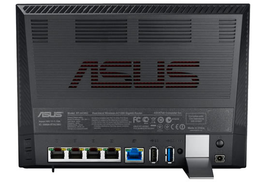 Asus RT-AC56U DD-WRT FlashRouter