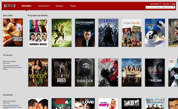 Use VPNS to watch Netflix Denmark from anywhere.