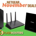 November Netgear Deals - DD-WRT VPN Routers