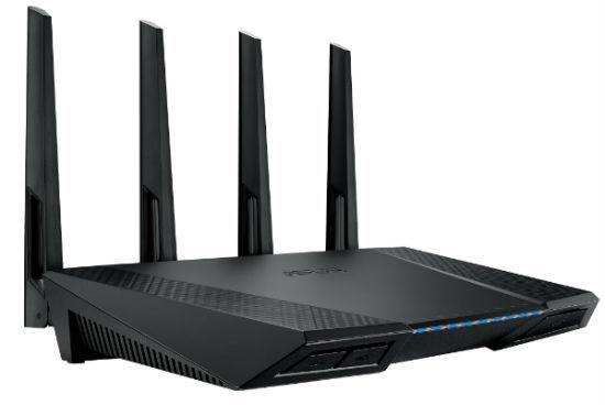 Asus RT-AC87U DD-WRT OpenVPN Router