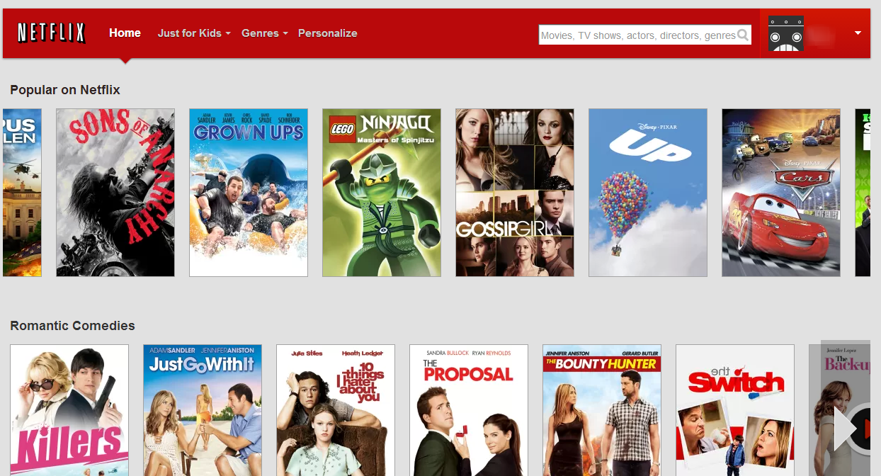 You can use VPNs to watch Netflix Instant in Egypt.
