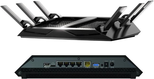 DDWRT Installed R8000 Netgear X6 - OpenVPN