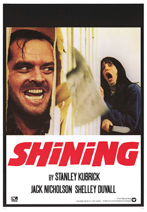 Watch The Shining on Amazon Prime Instant (June 2015)