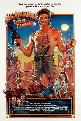 Stream Big Trouble in Little China for free on YouTube (Junes 2015)