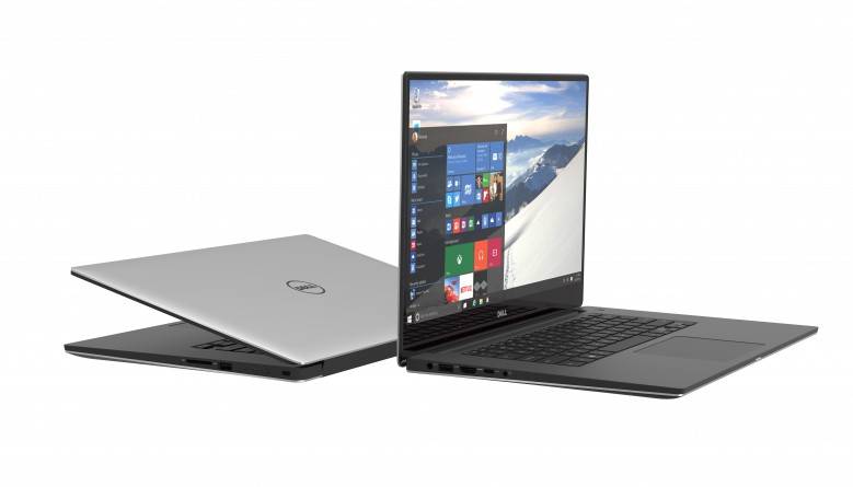 Dell XPS 15 Optimized For Windows 10 With Infinity Edge Display. Thin and light is redefined by Dell  – in a product that will be optimized for Windows 10.