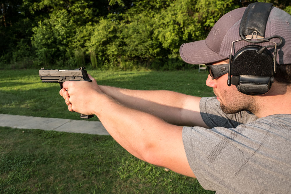 sig-sauer-P320-X5-pistol Action-23